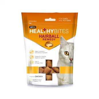 Healthy Bites Hairball 65 g**