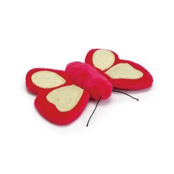 ItsyBitsy Red butterfly 9 cm**