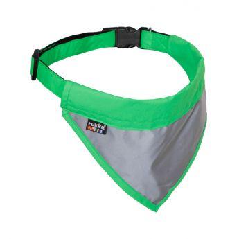 Rukka Flip refleksskjerf grønt**