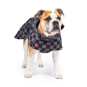 Basic Oceanic raincoat black/grey