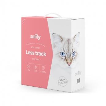 Smily Kattesand Less Track
