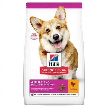 Hill's Science Plan Dog Adult Small & Mini Chicken