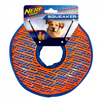 Nerf Nylon ForceGrip Frisbee
