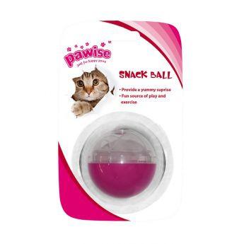 Pawise aktiviseringsball til katt rosa (5 cm)