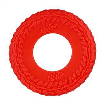 Nerf TPR Tire Flyer Frisbee**