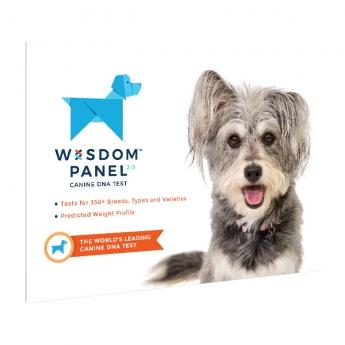Wisdom Panel 2.0 Hund DNA test