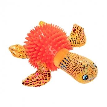 Little&Bigger Pacific Pals Skillpadde med Piggball (Orange)