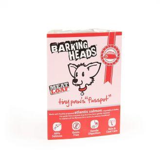 Barking Heads Tiny Paws Fusspot laks 150 g**