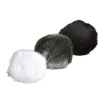 Trixie Pelsdyr ball med bjelle (3 cm)