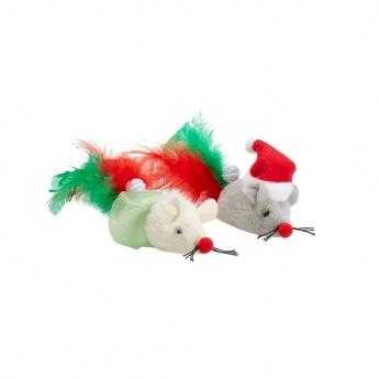 Little&Bigger MerryMeow Julemus 2-pack