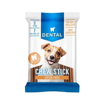 Dental Grainfree tyggepinne S (7-pack)