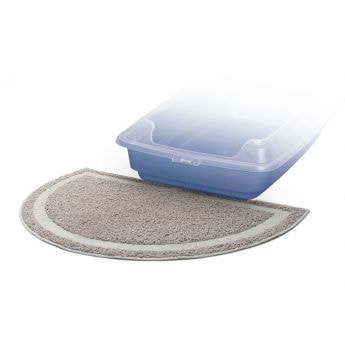 Pawise sandmatte grå (60x36 cm)**