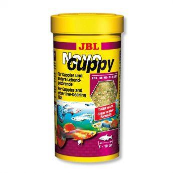 JBL NovoGuppy fiskefôr