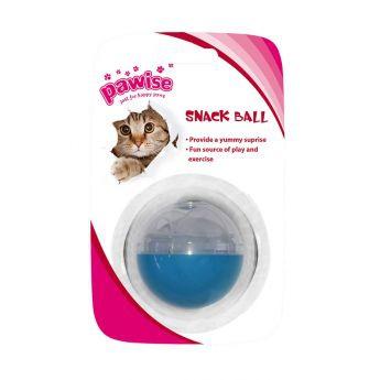 Pawise aktiviseringsball til katt blå (5 cm)