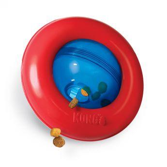 KONG Gyro ball L (Flerfarget)