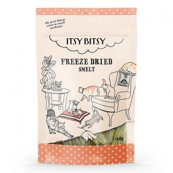 ItsyBitsy Freeze Dried Fisk til katt