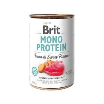 Brit Care Mono Protein Tuna & Sweet Potato 400g