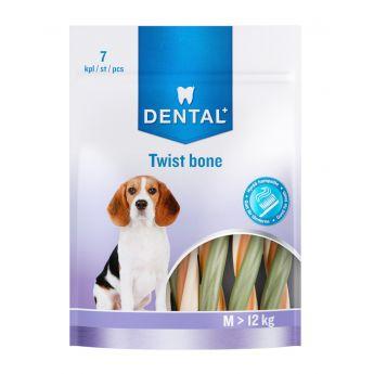 Dental Plus tyggepinner 7-pk (M)**