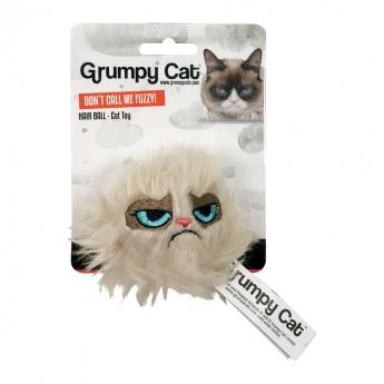 Grumpy Cat hårball