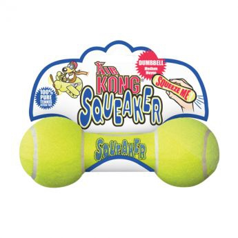 AirKONG Dumbbell tennisball