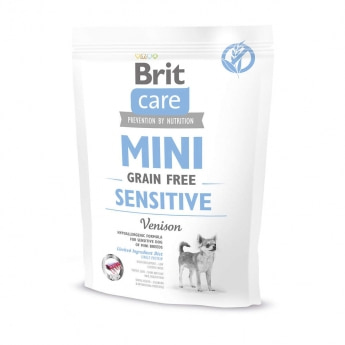 Brit Care Mini Grain Free Adult Sensitive (400 g)