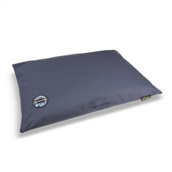 Scruffs Expedition Memory Foam pute blå**