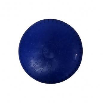 Bark-a-Boo MeadowBright TPR Frisbee blå