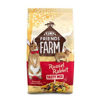 Tiny Friends Farm Russel Kanin