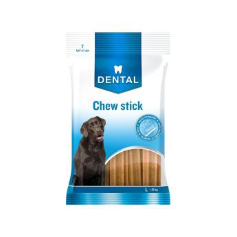 Dental tyggestang 7-pk (L)