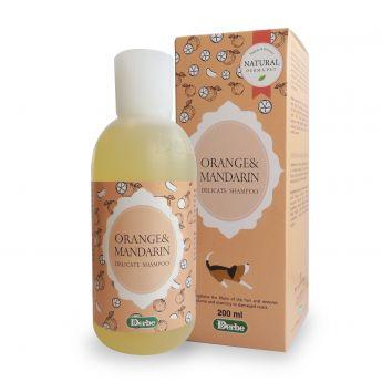 Derbe Appelsin&Mandarin shampo 200ml