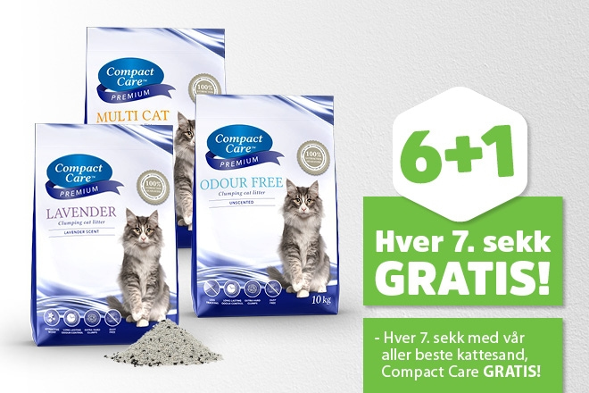 2 Compact Care Premium 10kg for 349,-