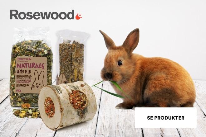 Snacks rett fra enga fra Rosewood