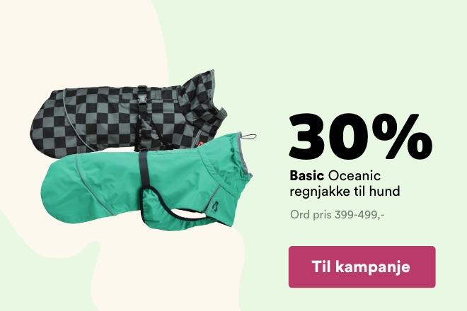 -30% på Basic regnjakke