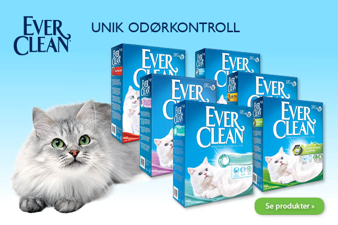 Ever Clean - unik odør kontroll
