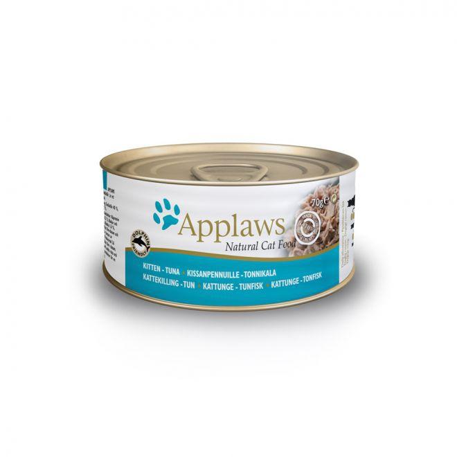 Applaws Cat Kitten Tonfisk (70 g)