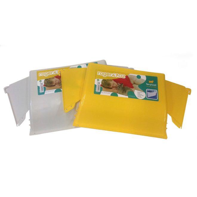 Ferplast høystativ i plast (28 x 9 x 16 cm)