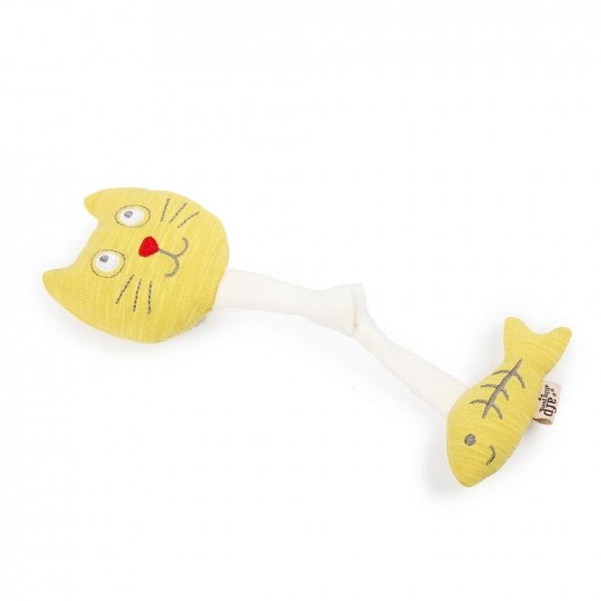 All For Paws Kitty katte-fisk leke
