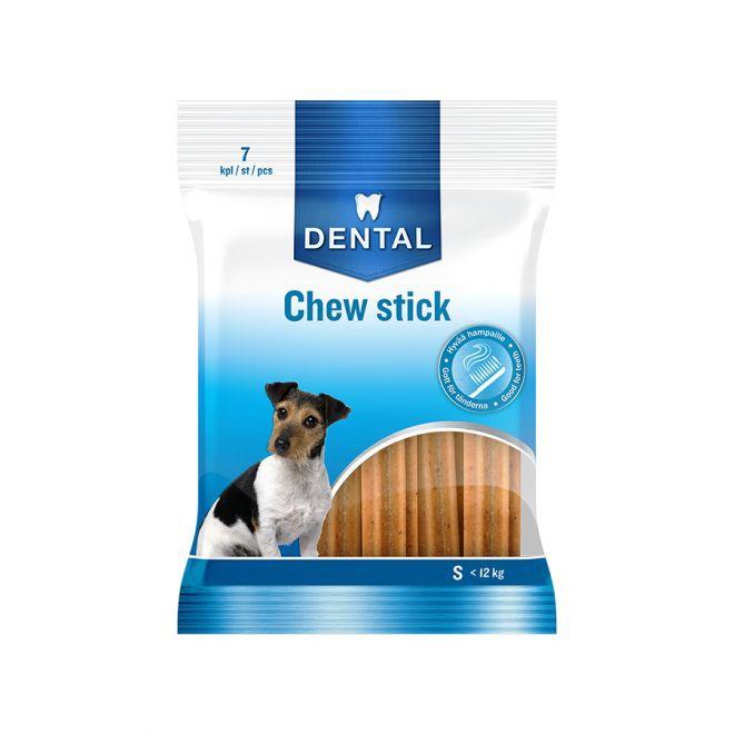 Dental tyggestang 7-pk (S)