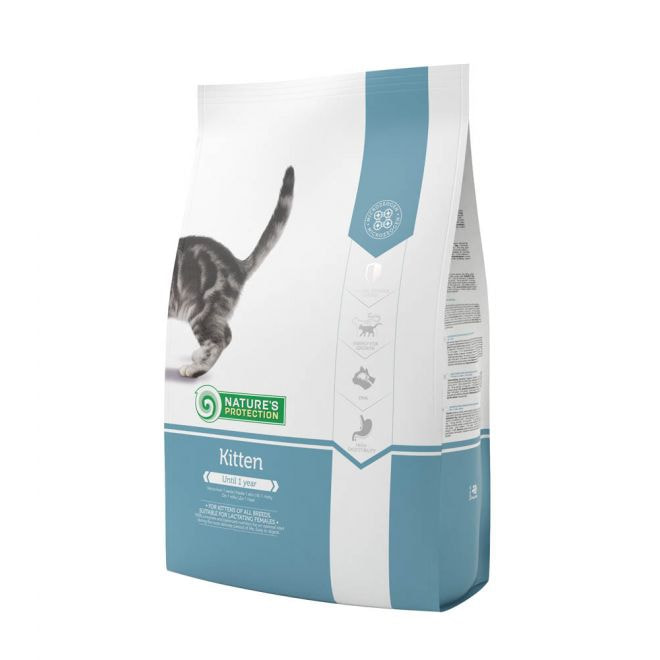 Nature's Protection Cat Kitten (400 gram)