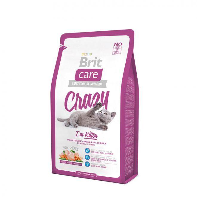 Brit Care Cat Kitten Crazy (2 kg)