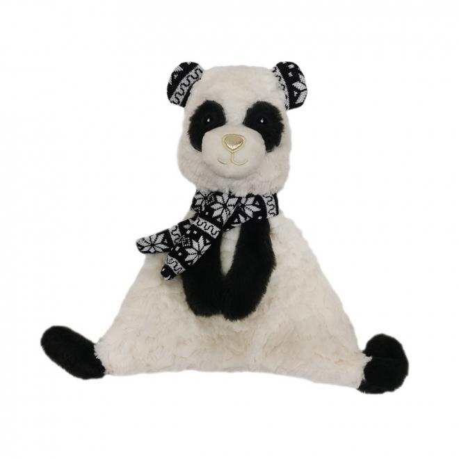 Bark-a-Boo Scandi FlatTriangle Panda (32 cm)