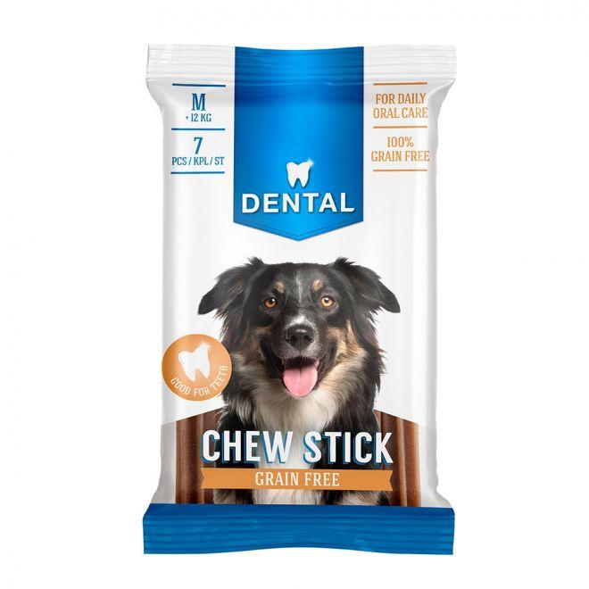 Dental Grainfree tyggepinne M (7-pack)