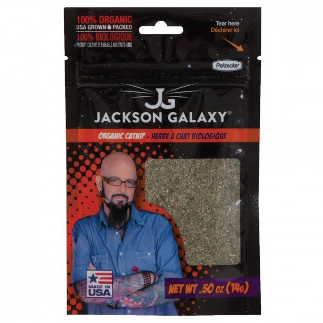 Jackson Galaxy Organisk Kattmynta