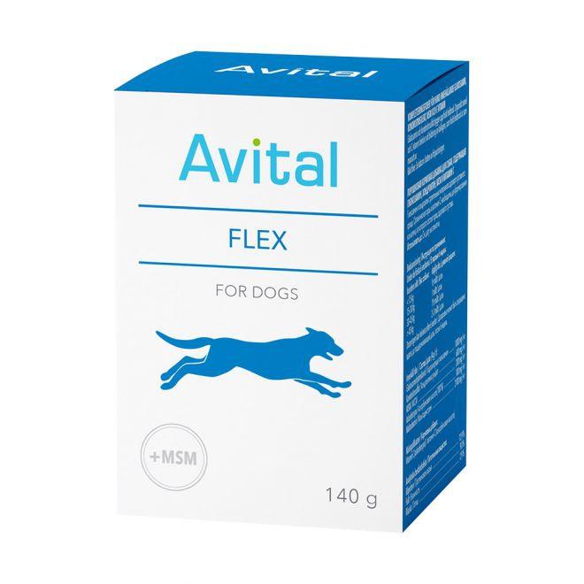 a3f67881 Avital Flex pulver - Hundens apotek / Vitaminer og kosttilskudd