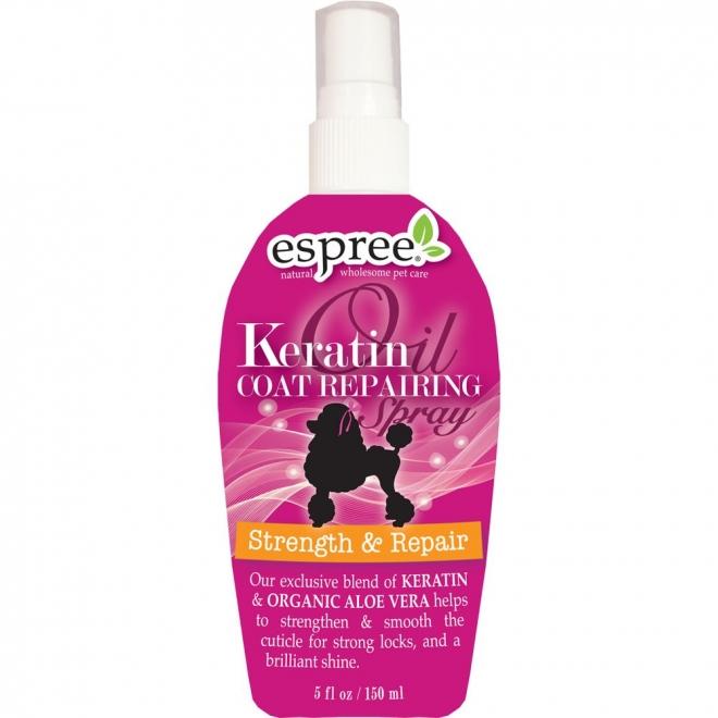 Espree Keratin Oil Coat Repairing Spray