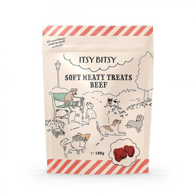 ItsyBitsy godbit myk biff (100 gram)