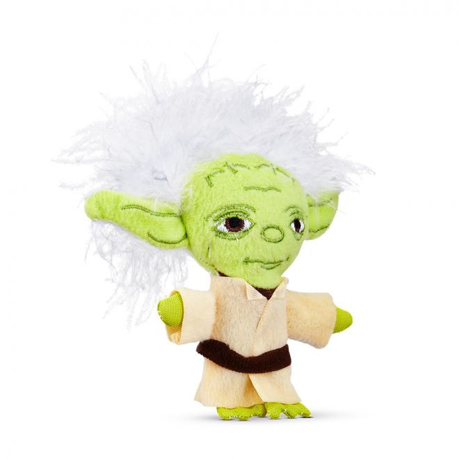 Star Wars Yoda Kattleksak (Mångfärgad)