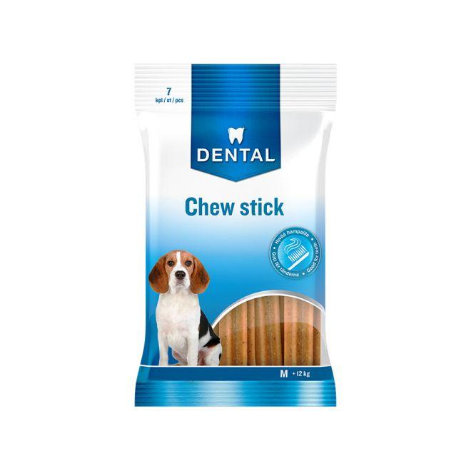 Dental tyggestang 7-pk (M)