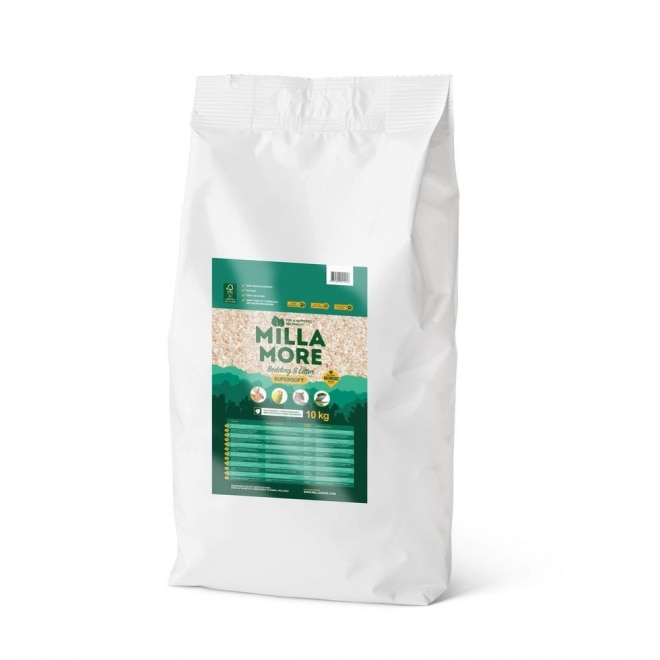 Millamore Supersoft burmateriale (50L)