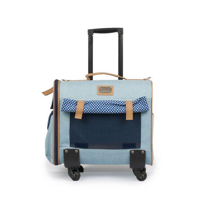 Basic Denim Trolley (Blå)